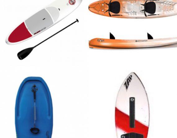 watersport package